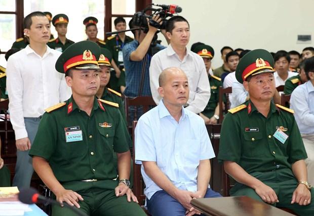 丁玉系滥用职权案:军队法院建议判处有期徒刑12至15年 hinh anh 1