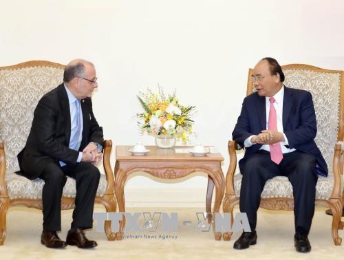 进一步加强越南与阿根廷的合作关系 hinh anh 1