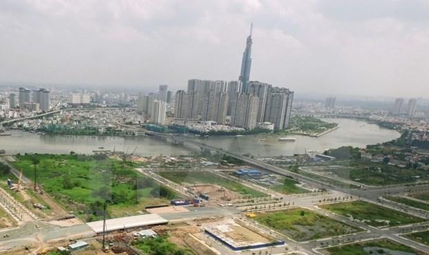 把胡志明市创新型城市建设与工业4.0革命相结合 hinh anh 1