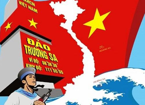 加大宣传力度 努力保护越南海洋岛屿主权 实现海洋岛屿可持续发展 hinh anh 1