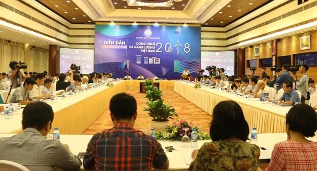 越南努力促进技术应用与开发 提高能源效率 hinh anh 1
