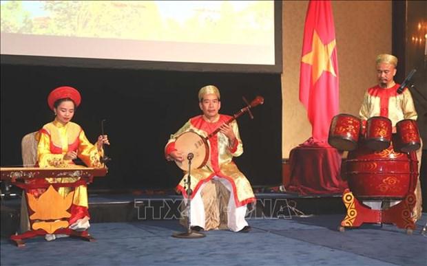 """""""越南文化日""""活动在新加坡举行 hinh anh 2"""