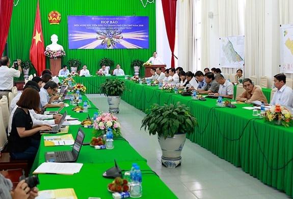 越南政府总理将出席2018年芹苴市投资促进会 hinh anh 1
