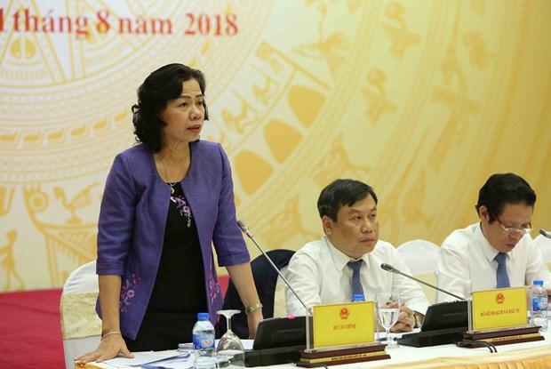 越南政府7月份例行会议:须对自动数据处理设备进口作出严格规定 hinh anh 2