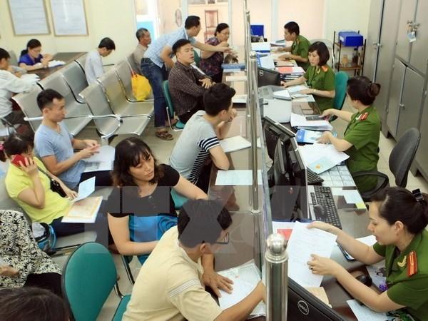 2018年越南电子政务发展指数提升了一位 hinh anh 1