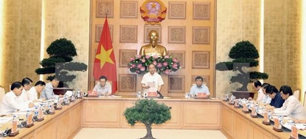 阮春福总理:转变思维方式和工作方式 实现增长模式转型 hinh anh 2