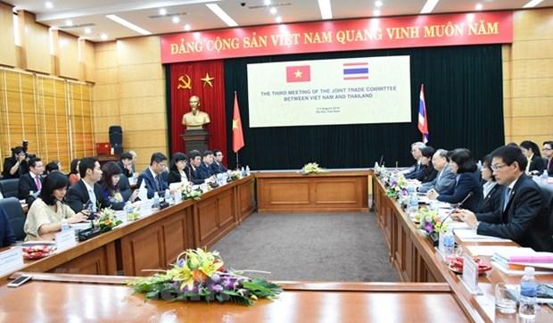 越泰力争2020年双边贸易额达到200亿美元 hinh anh 1