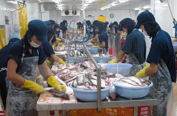 越南与美国进出口额一直处于较高水平 hinh anh 2