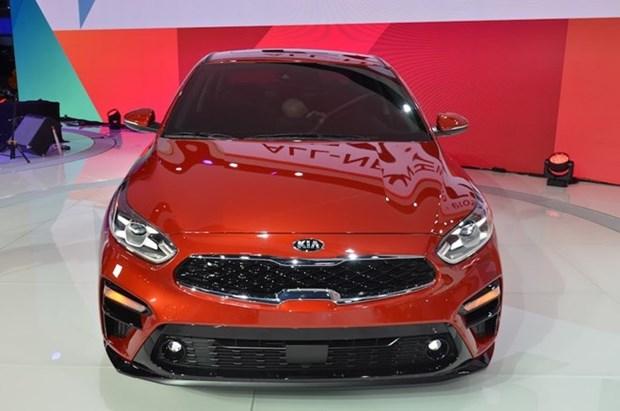 外国企业继续加大对汽车产业的投资力度 hinh anh 1