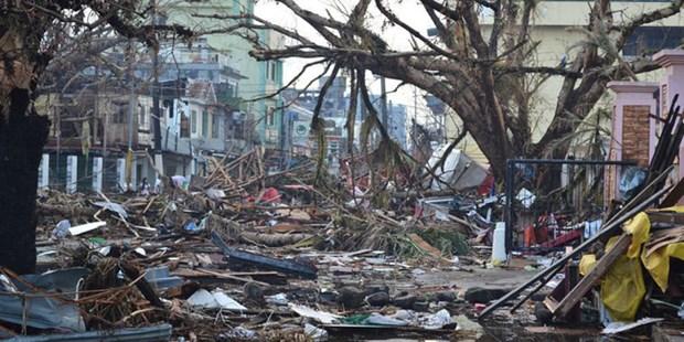 欧盟向南亚和东南亚多国拨款600万欧元 帮助有效应对自然灾害 hinh anh 1
