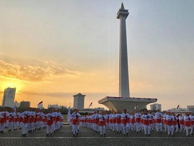 """""""2018年东盟无车日""""活动在印尼启动 hinh anh 2"""
