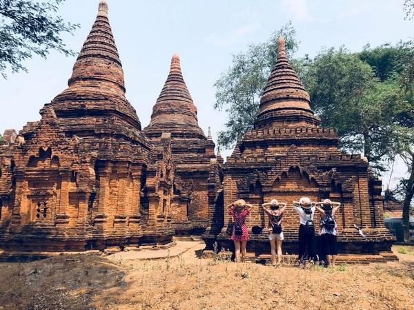 缅甸自10月起对日本和韩国游客免签 hinh anh 1