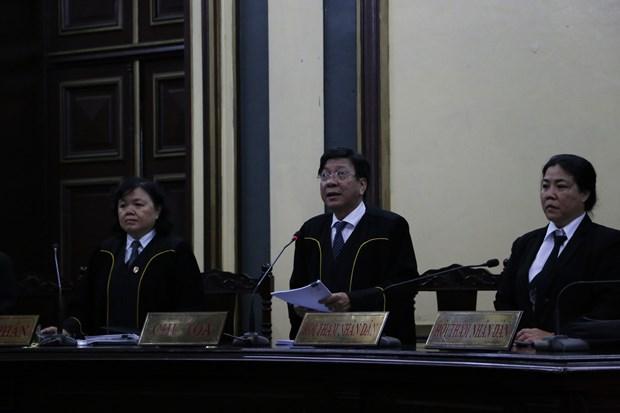 """范功名""""故意违反国家经济管理规定造成严重后果""""一审被判处有期徒刑30年 hinh anh 2"""