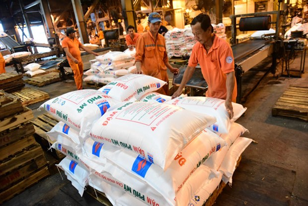 越南石油化工与化肥总公司连续三年跻身越南最具价值品牌40强排行榜 hinh anh 1