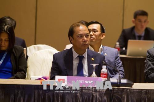 外交部副部长阮国勇:东盟团结、合作与相助精神仍是主流 hinh anh 1