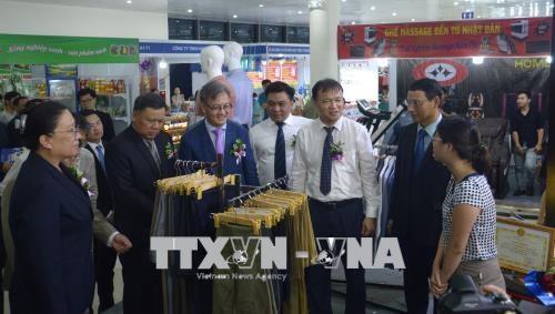 岘港国际东西经济走廊投资贸易与旅游博览会吸引国内外200家企业参加 hinh anh 2