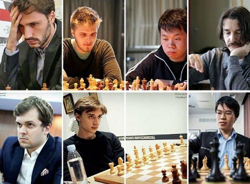 阿布扎比第25届国际象棋节:黎光廉被视为头号种子 hinh anh 1
