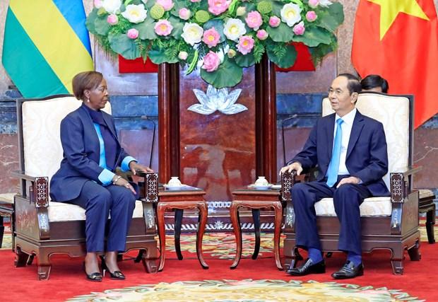 越南扩大与卢旺达和几内亚的多领域合作关系 hinh anh 1