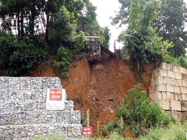 全国各省灾区主动采取自然灾害防范和应对措施 hinh anh 1