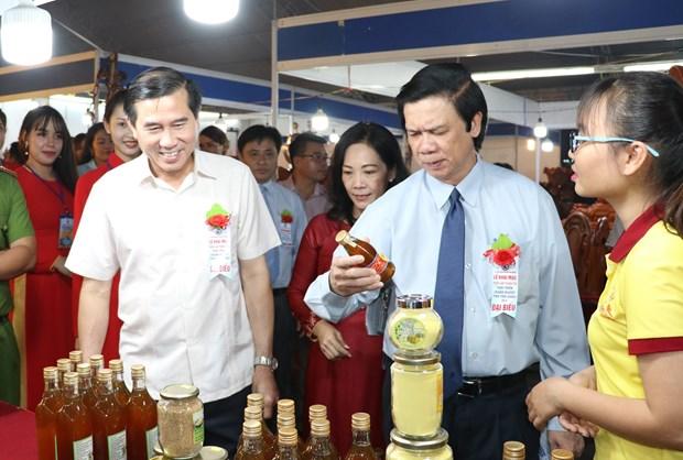 2018年前江省企业创新与发展成就展开幕 hinh anh 1