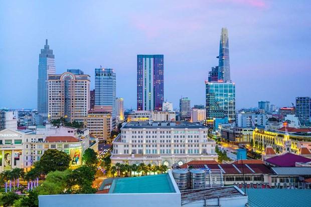 至2025年越南将有智慧城市 hinh anh 1