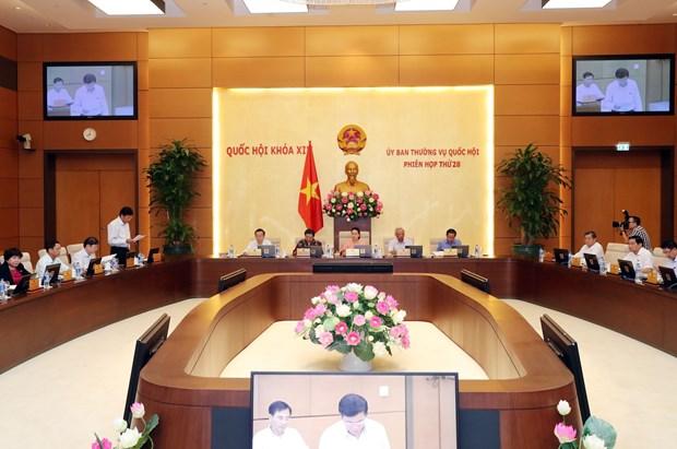 越南国会常委会第二十六次会议在河内开幕 hinh anh 2