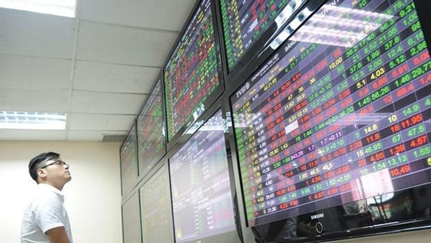 截至7月底外国投资者获得证券交易代码的数量为343名 hinh anh 1