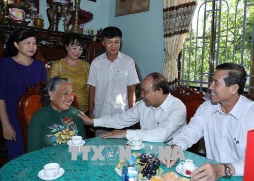 政府总理阮春福:前江省力应在高科技农业等5大支柱上实现发展 hinh anh 3