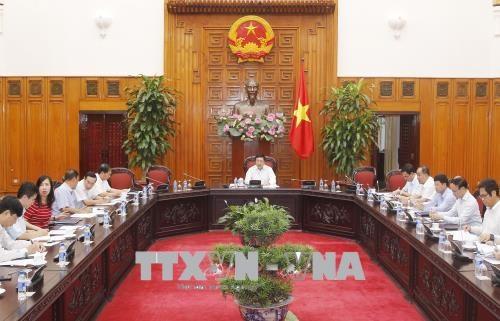 越南全力以赴做好世界经济论坛东盟峰会准备工作 hinh anh 1
