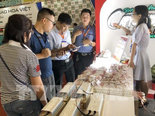 2018年越南国际广告设备和技术展览会吸引150家企业参展 hinh anh 1