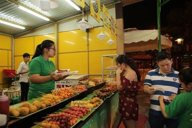 河内市首次举行2018年美食文化节 hinh anh 1