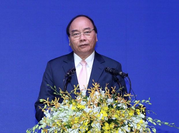 政府总理阮春福:芹苴市是一座深具本土特色 能够激励奋发向上的动力城市 hinh anh 1