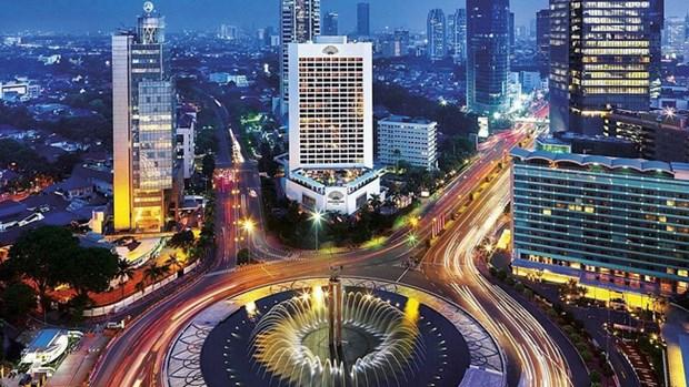 今年第二季度印尼经济实现4年半来最快增速 hinh anh 1