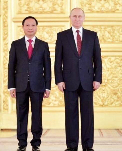 越南与世界接轨的重要桥梁 hinh anh 1