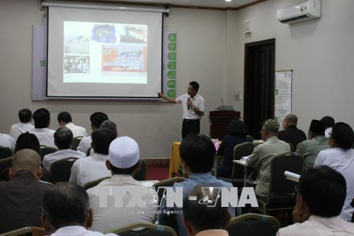 越南各个宗教在环保和人道救助方面起着重要作用 hinh anh 1