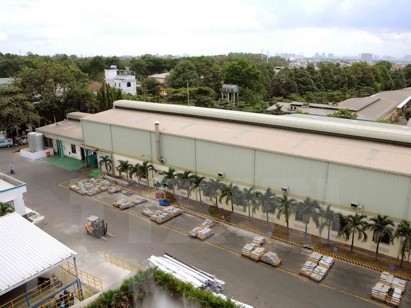 越南房地产市场和物流业获FDI企业的青睐 hinh anh 1