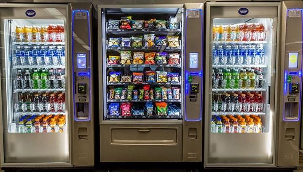 首都河内即将安装1000台自动售货机 hinh anh 1