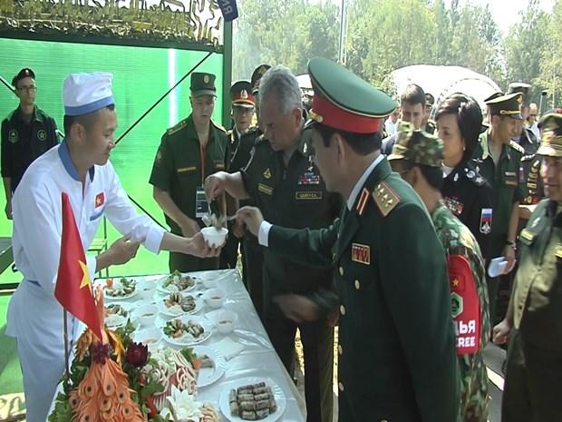 越南在2018年国际军事比赛留下美好印象 hinh anh 3