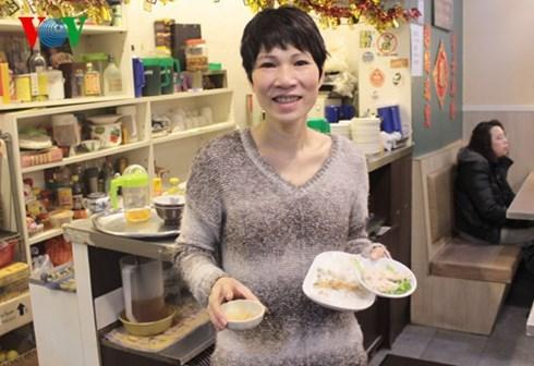 把越南美食带到香港的南希·阮 hinh anh 1