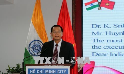 印度独立日71周年见面会在胡志明市举行 hinh anh 2