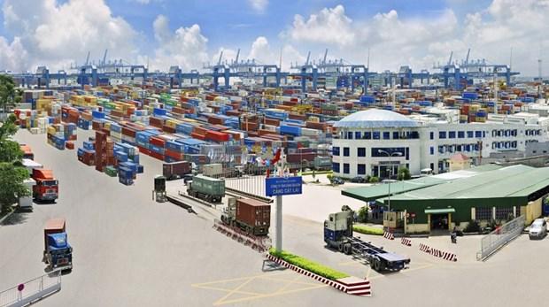 2018年前7个月胡志明市商品出口增长近7% hinh anh 1