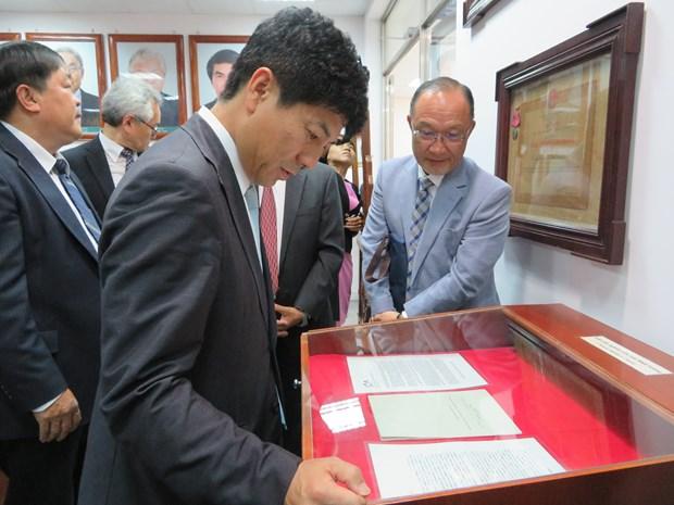 日本承诺协助芹苴大学进行升级改造 使其满足国际标准 hinh anh 2
