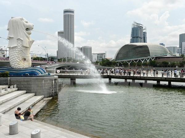 2018年第二季度新加坡经济呈现缓慢增长态势 hinh anh 1