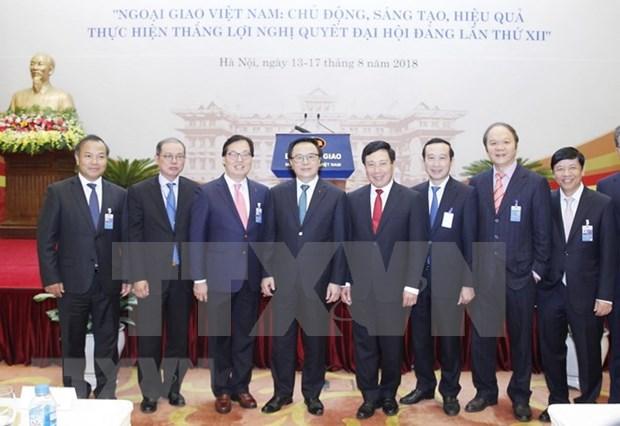 越南侨胞为国家经济社会发展做出积极贡献 hinh anh 1