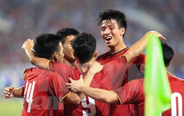 ASIAD 2018:巴基斯坦媒体高度评价越南国家奥林匹克足球队的水平 hinh anh 1