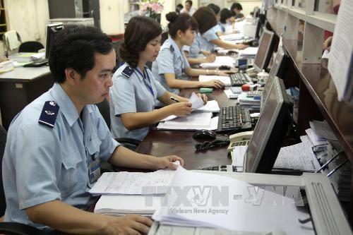 APEC考虑实现海关手续数字化以改善贸易活动 hinh anh 1