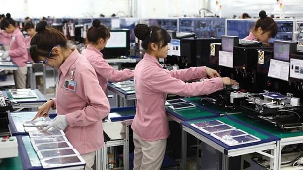 吸引外资是越南经济的亮点 hinh anh 1