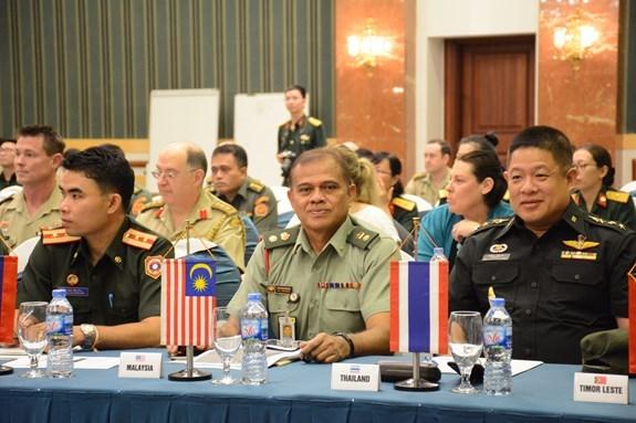 提高地区各国军事学校英语教学质量 hinh anh 2
