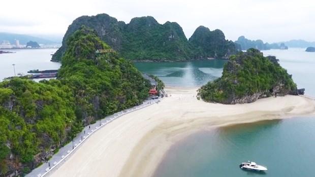 越南煤炭城市发展旅游业 hinh anh 1