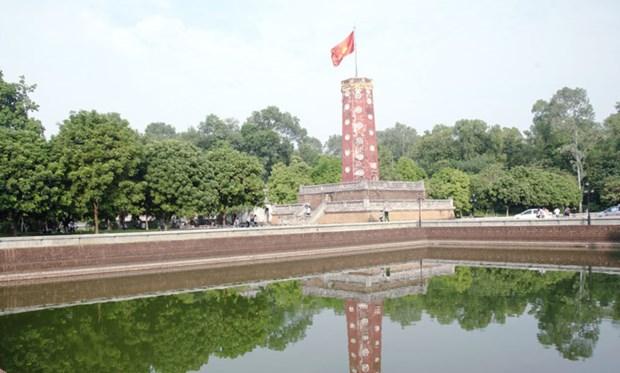 首都河内的独特历史遗迹——山西古城 hinh anh 1
